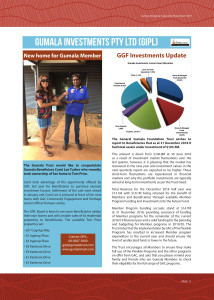 Gumala Newsletter March 2019 GIPL Page 11